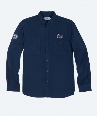 Macaw - Chemise Homme - Marine